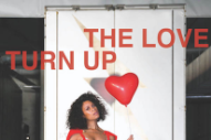 "AlunaGeorge – ""Turn Up The Love"" & ""Last Kiss"""
