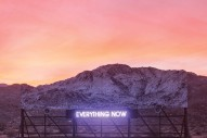 Stream Arcade Fire <em>Everything Now</em>