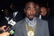 In Unearthed Letter, Tupac Admits To Dumping Madonna Because She's White