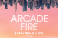 Livestream Arcade Fire&#8217;s First US <em>Everything Now</em> Show In Brooklyn