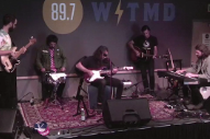 "Watch The War On Drugs Play New Song ""Pain"" In WTMD Acoustic Set"