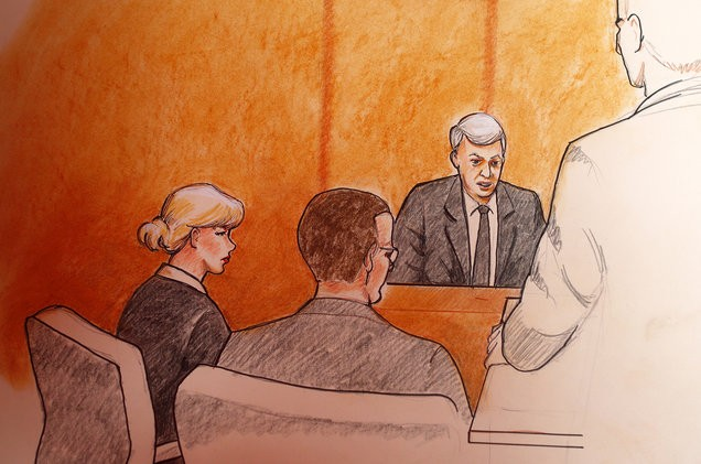 Taylor Swift's Mom Testifies On Day Three Of Assault Trial