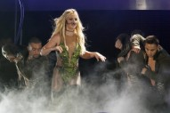 """Watch Britney Spears Cover Bonnie Raitt's """"Something To Talk About"""""""