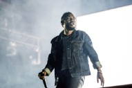 On Record And On Stage, Kendrick Lamar Is Taking No Prisoners