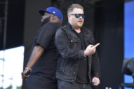 Watch Run The Jewels Bring A Fan Onstage To Rap With Them At Lollapalooza