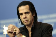 Watch A Trailer For Nick Cave&#8217;s Graphic Novel Biography <em>Mercy On Me</em>