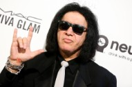 "Gene Simmons To Critics Of His Devil Horns Trademark Attempt: ""Bitch, I Can Do Anything I Want"""