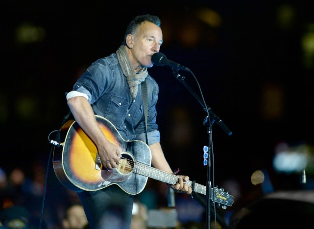 Springsteen on Broadway Extended by Ten Weeks