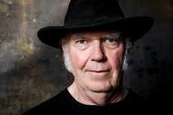 Neil Young Announces Online Archive