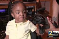 Big Boi Gives Puppy To Little Girl Paralyzed In Bounce House Shooting