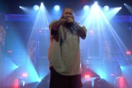 Watch Action Bronson Perform &#8220;The Chairman&#8217;s Intent&#8221; On <em>The Tonight Show</em>
