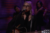 Watch Aimee Mann Play A Lovely String-Laden &#8220;Patient Zero&#8221; On <em>Conan</em>