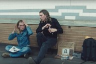 "Alex Cameron – ""Stranger's Kiss"" (Feat. Angel Olsen) Video"