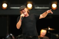 Watch AC/DC's Brian Johnson Perform With Muse At Reading Festival