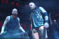 Watch Code Orange Play A Truly Badass Wrestling Entrance Theme