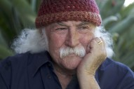 "David Crosby – ""Sell Me A Diamond"""