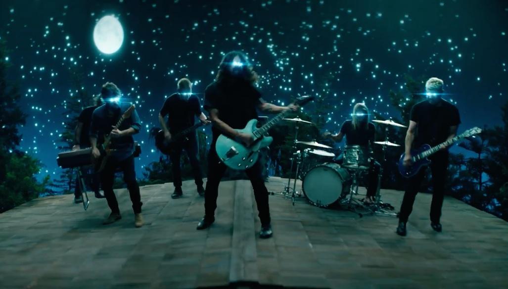 Foo Fighters The Sky Is A Neighborhood Video Stereogum