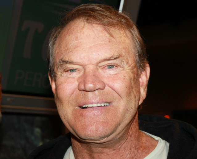Singer Glen Campbell has died at 81, publicist says