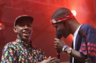 Watch Tyler, The Creator Bring Out Frank Ocean & A$AP Rocky At Surprise NYC Show