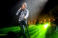 Morrissey's Hollywood Bowl Show Promoted With Defaced Freeway Sign