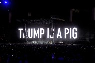 "Roger Waters To Critics Of His Anti-Trump Tour: ""Go See Katy Perry"""