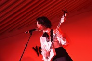 "Watch St. Vincent Debut New Song ""LA"" In Tokyo"