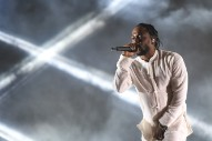 Kendrick Lamar Will Perform At The 2017 VMAs