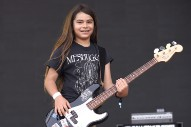Here's A Short Documentary About Korn's 12-Year-Old Bassist