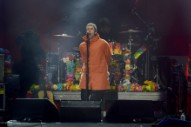 People Keep Stealing Liam Gallagher's Clothes When He's Onstage