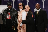 Grandmaster Flash & The Furious Five's Kidd Creole Arrested For Stabbing Homeless Man To Death