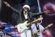 Nile Rodgers Hospitalized, Misses Concert