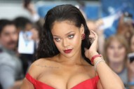 "Rihanna Semi-Apologizes For Saying Diplo's Music ""Sounds Like A Reggae Song At An Airport"""