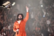 J. Cole Meets With Colin Kaepernick, Supports Bringing Quarterback To Baltimore