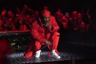Watch Kendrick Lamar Open The 2017 MTV VMAs