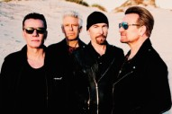 "U2 Fans Receive ""Blackout"" Promo In The Mail"