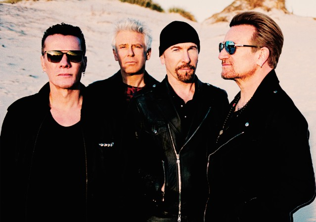 U2 fans have been receiving mysterious letters in the post
