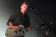 "Josh Homme: ""Copyright Law Is Really Fucked Up Right Now Because Of That Dumb Shit Robin Thicke"""