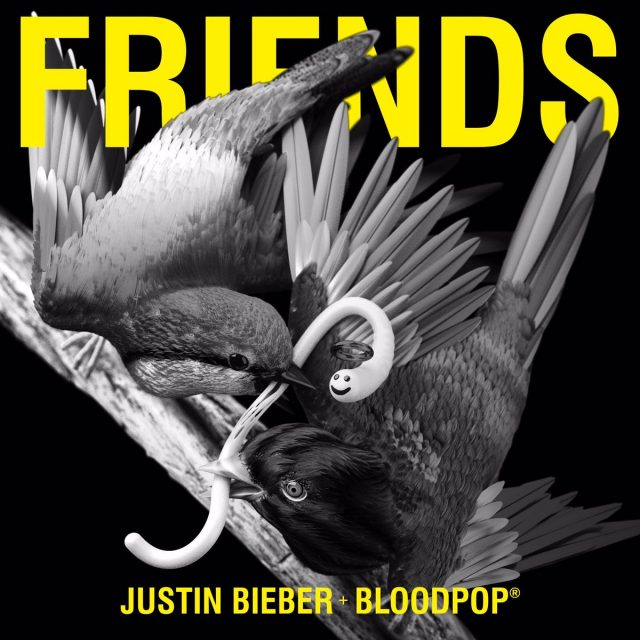 Justin Bieber and BloodPop - Friends