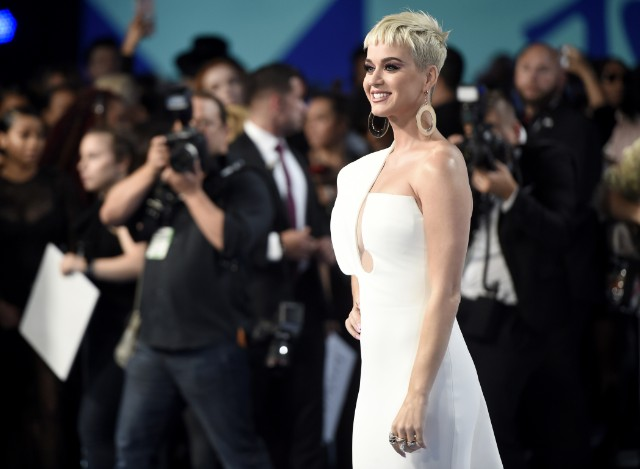 Katy Perry Sued by Stagehand Who Lost Toe During 'Prismatic' Tour