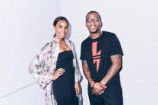 Kelly Rowland and Kosine