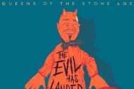 "Queens Of The Stone Age – ""The Evil Has Landed"""