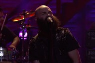 Watch Rancid Sprint Through &#8220;Ghost Of A Chance&#8221; On <em>Conan</em>