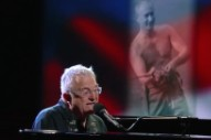 Watch Randy Newman Play &#8220;Putin&#8221; In Front Of Pictures Of Putin On <em>Colbert</em>