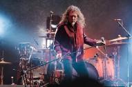 Robert Plant Teases New Music