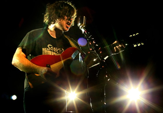 Ryan Adams' Weekend Involved Calling Father John Misty
