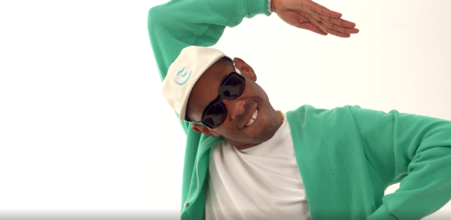 Watch The Premiere Of Tyler, The Creator's Viceland Show <em>Nuts + Bolts</em>