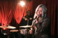 Watch Kesha &#038; The Roots Cover &#8220;House Of The Rising Sun&#8221; Backstage At <em>The Tonight Show</em>