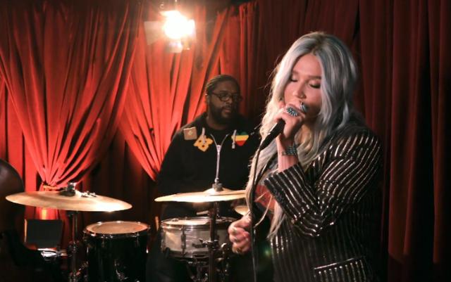 Kesha & The Roots