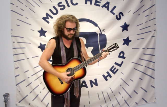 Watch Jim James Cover