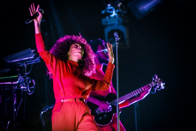 Solange Is Performing a Special Concert to Benefit Hurricane Harvey Victims